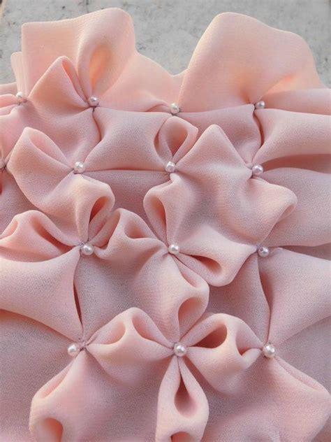 flower pattern dress fabric smock flower fabric technique pattern flower pattern