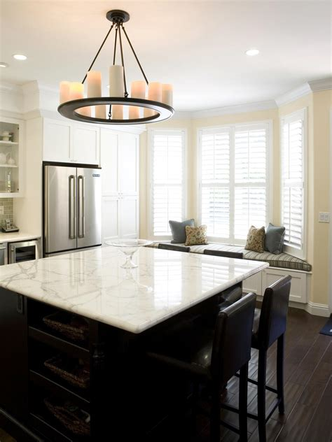 kitchen island chandelier lighting photo page hgtv