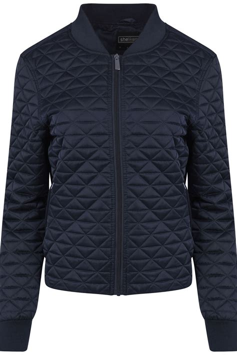 Lightweight Quilted Jacket Womens by Womens Quilted Pattern Lightweight Ribbed Khaki Autumn Winter Collared Jacket Ebay