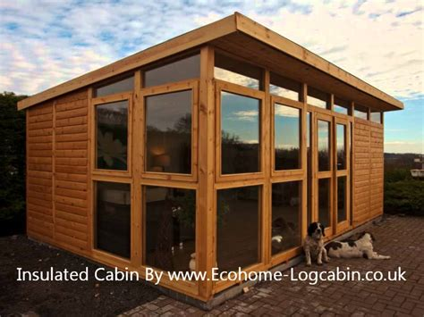 insulate  shed garden room home office
