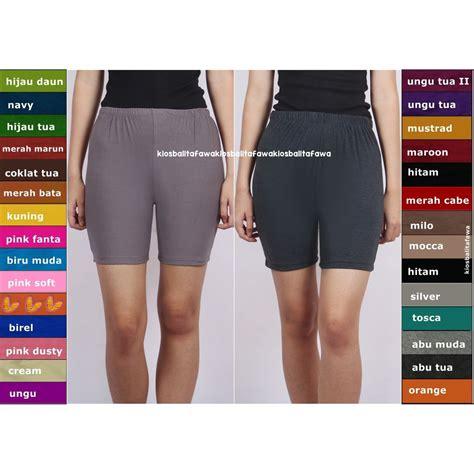Celana Fossa Bahan Babytery Fit To L celana dewasa fit to l model celana ketat dalaman rok celana bahan