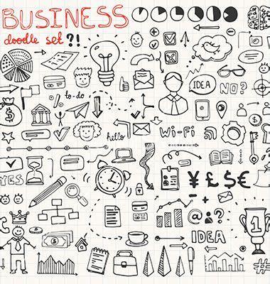 doodle elements 190 mejores 144 im 225 genes de recursos visuales en