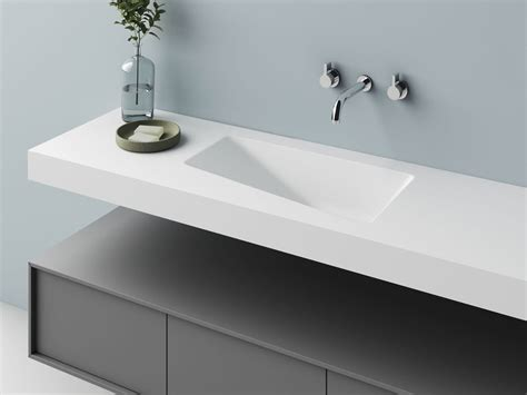 lavabo corian amazing meuble lavabo pas cher 9 vasque poser corian