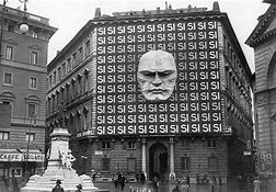 Image result for mousellini images on buildings