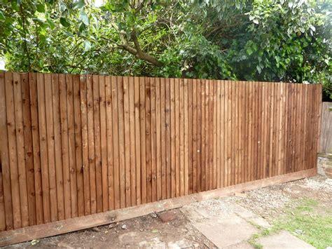 garden fence garden fence ealing amg building solutions