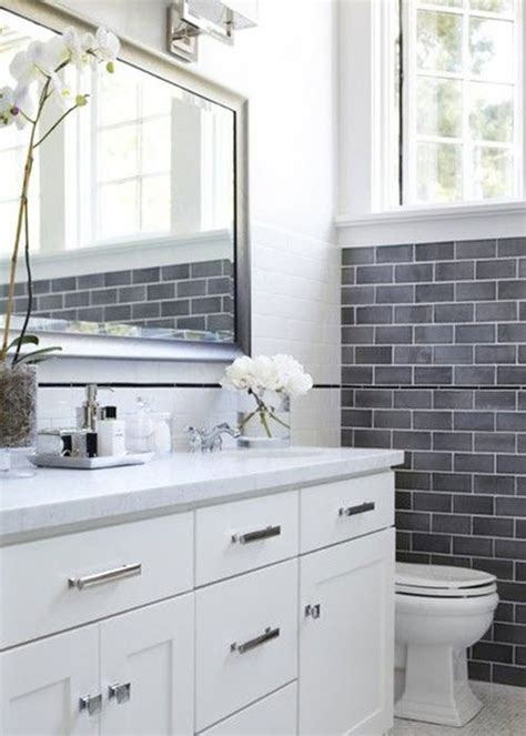 gray and white bathroom ideas 40 gray slate bathroom tile ideas and pictures