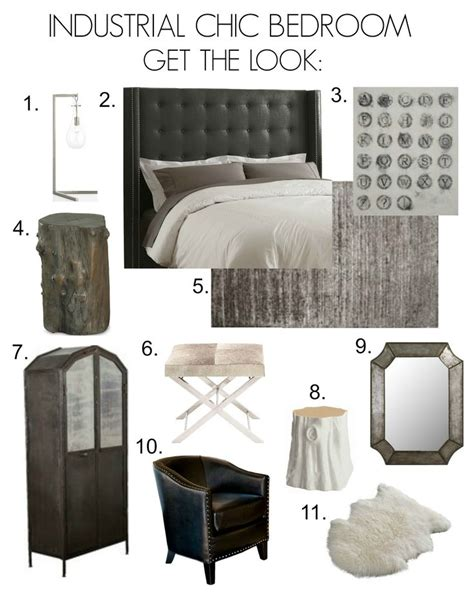 industrial chic bedroom ideas best 25 industrial chic bedrooms ideas on pinterest industrial chic decor