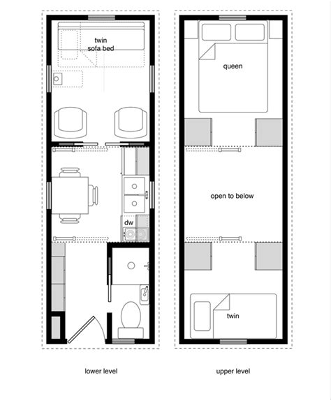 buy tiny house plans floor plans tiny house design