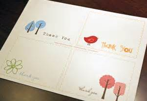 free printable thank you card template new calendar template site
