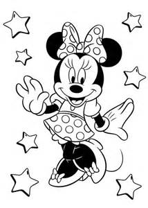 minnie mouse coloring book pages coloring pages