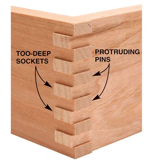 woodworking box joint tablesaw box joints popular woodworking magazine