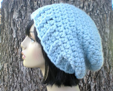 crochet pattern bulky yarn hat pattern kelsey slouch easy crochet pdf adult teen
