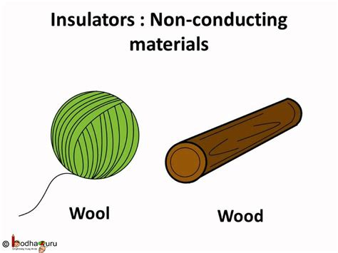 electrical conductors and insulators science electricity conductors and insulators