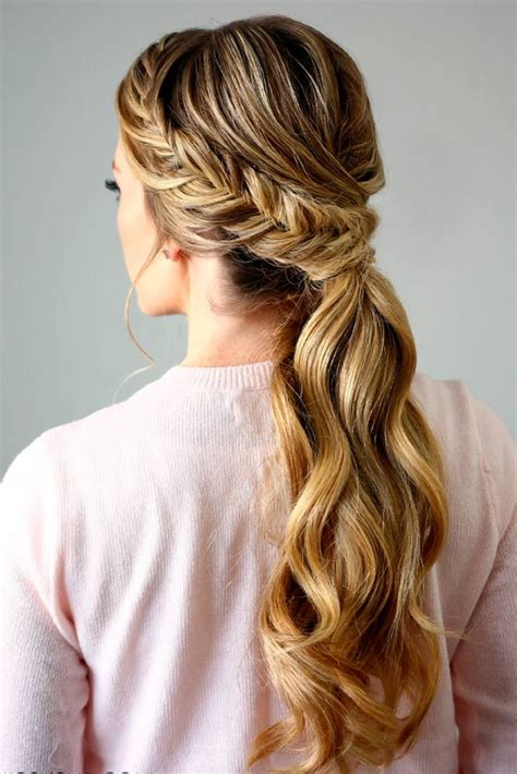 easy ponytail styles for hair you will top 25 best ponytail hairstyles ideas on easy
