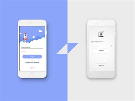 ui design tutorial medicine delivery app homescreen 6 mobile ui logins freebie photoshop resource