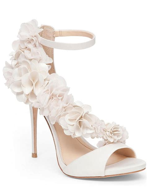 Wedding Shoes For The by Best 25 White Wedding Shoes Ideas On White