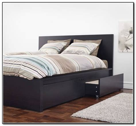 box bed frames malm bed frame with box page home design