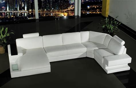 expensive sectional sofas orion modern white leather sofa set simplicity that