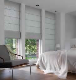 Enchanting master bedroom window treatment ideas