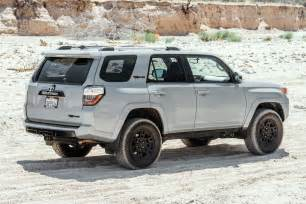 Toyota 4runner Trd Pro 2017 Toyota 4runner Trd Pro Test Review Motor Trend