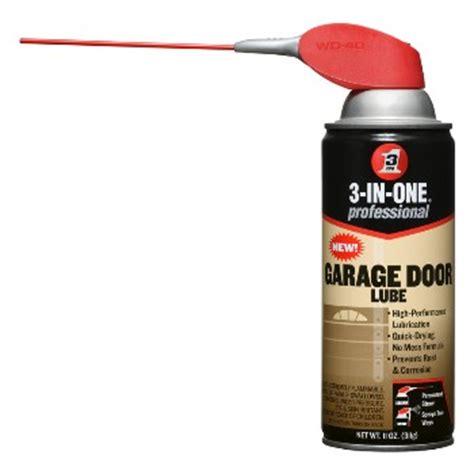 Buy The Wd 40 100581 Garage Door Lube 3 In 1 Hardware 3 In One Garage Door Lube
