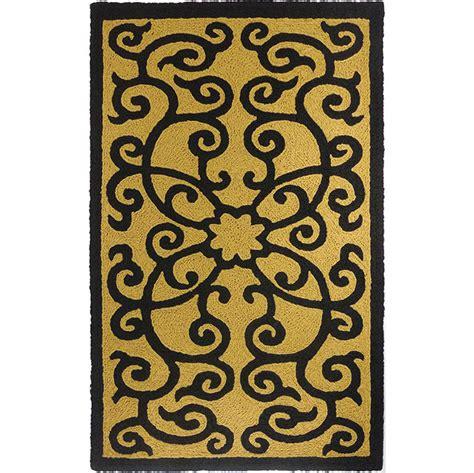 outdoor rug 5 x 8 ironwork indoor outdoor rug 5 x 8