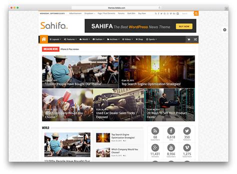 wp content themes sahifa 20 responsive magazine news wordpress themes for blogging