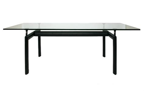 Le Table by Le Corbusier Lc6 Dining Table Italian