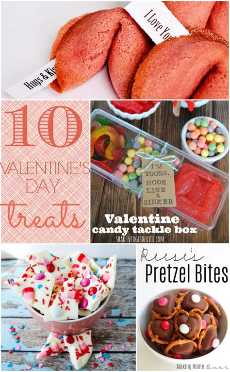 valentines day treat ideas 10 s day treat ideas home stories a to z