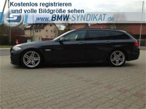Bmw F10 Nur Vorne Tieferlegen by 5er Touring F11 M Sportpaket Mit M Ppk Und M464 5er