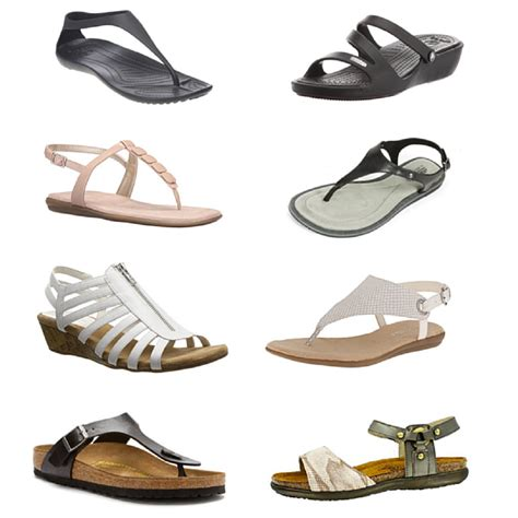 most comfortable slides the most comfortable sandals for travel