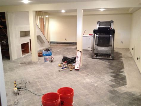 finishing basement teaneck nj