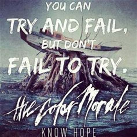 Strange Comfort Lyrics by The Color Morale On Lyric Quotes Silver