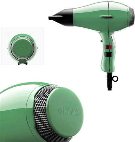 Elchim Hair Dryer Montreal milkymint elchim