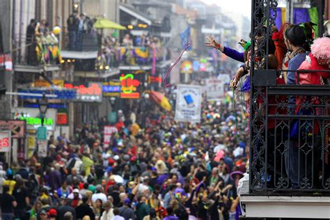 throwing in new orleans mardi gras celebrations fling through new orleans