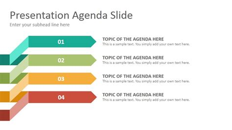 presentation agenda template agenda diagrams slides