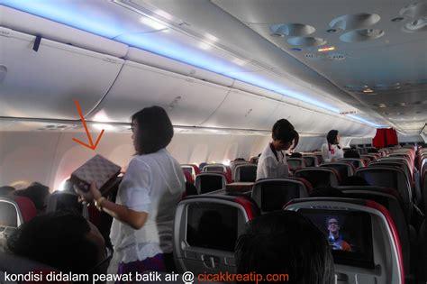 batik air makanan kejutan ketika naik pesawat batik air line pramugari