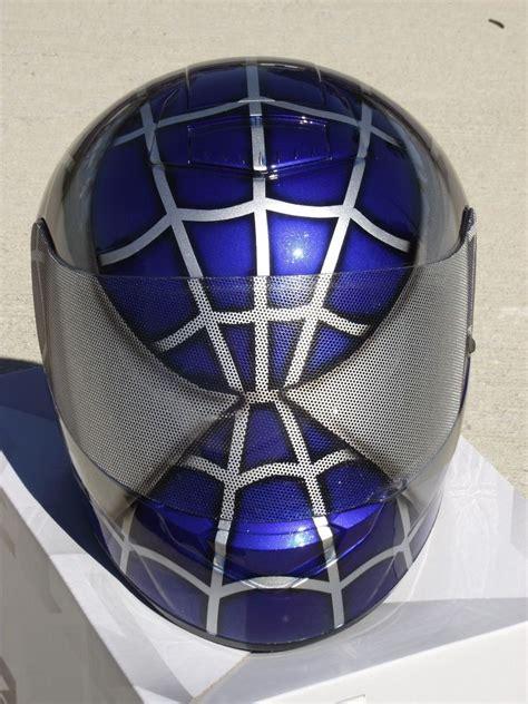 spider custom painted suzuki gsx r hayabusa fullface