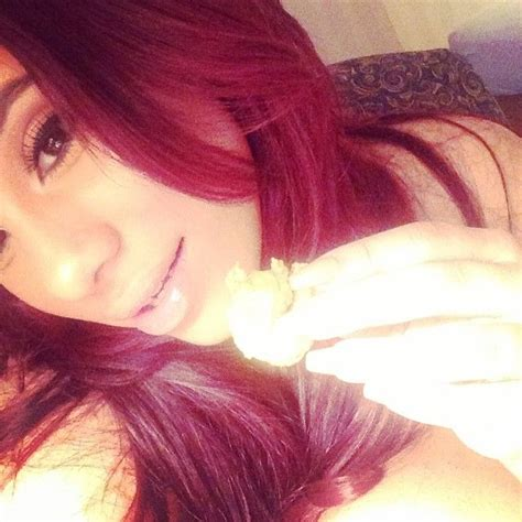 cyn santana hair what color red is cyn santanas hair hairstylegalleries com