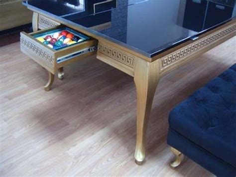 dining table billiard table dining table combination