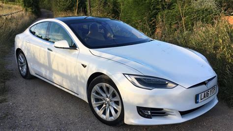 Tesla Merchandise Tesla Model S Review The Entry Level 60d Top Gear