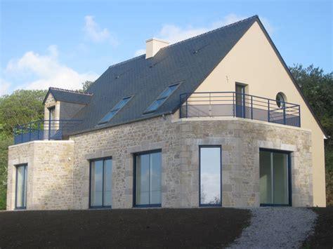 Maison De Taille by Maison Cherbourg Construction R 233 Novation