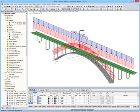 bridge pattern software engineering concrete structural analysis design dlubal software