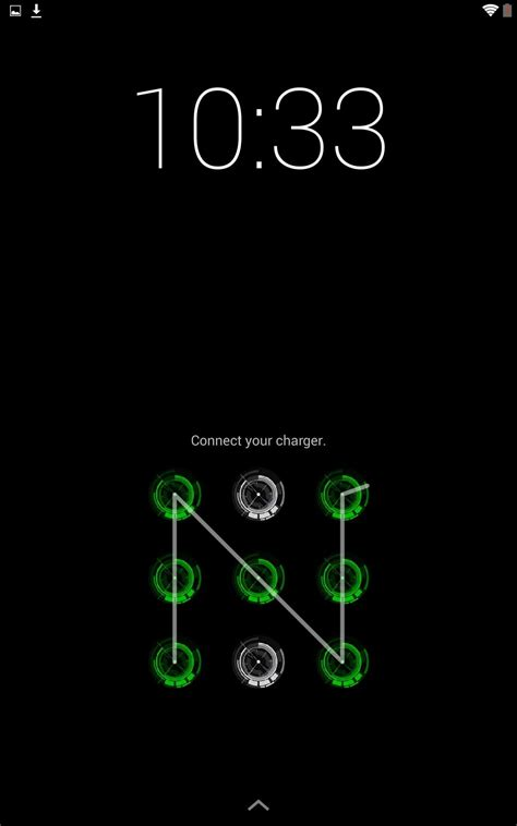 Pattern Lock Screen Customization | how to theme the pattern unlock screen on your nexus 7