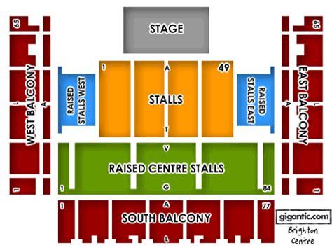 brighton centre floor plan james blunt tickets brighton centre brighton 24 11