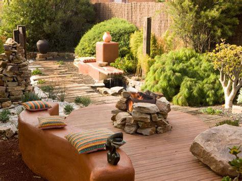 patio garden design inspiration jamie durie desert xeriscape and rock gardens diy
