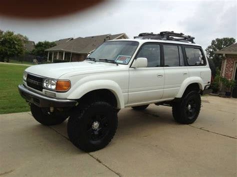 Toyota Fj80 Buy Used 1994 Toyota Land Cruiser Fj80 In