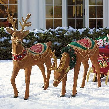 fibreglass christmas reindeer head fiber optic reindeer outdoors decorations fiber optic
