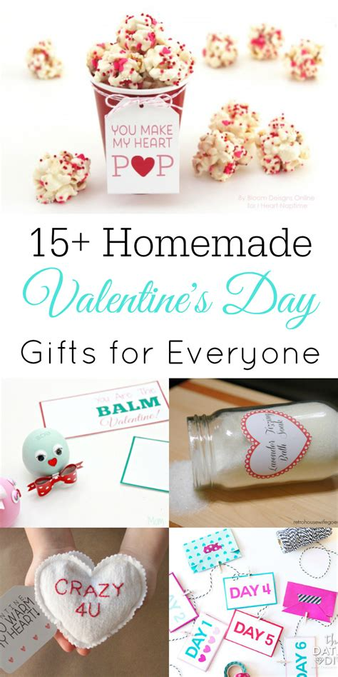 homemade valentine s day gifts diy valentine s day gifts retro housewife goes green