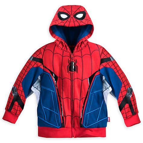Jaket Hoodie Turn Back Crime 1 spider homecoming hooded sweatshirt for